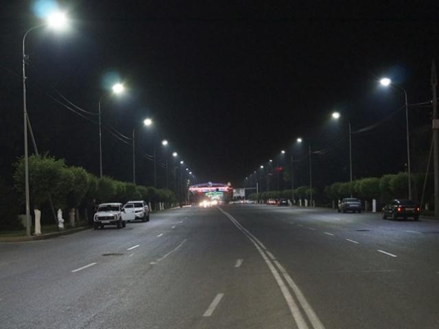 Улицы города Тараза