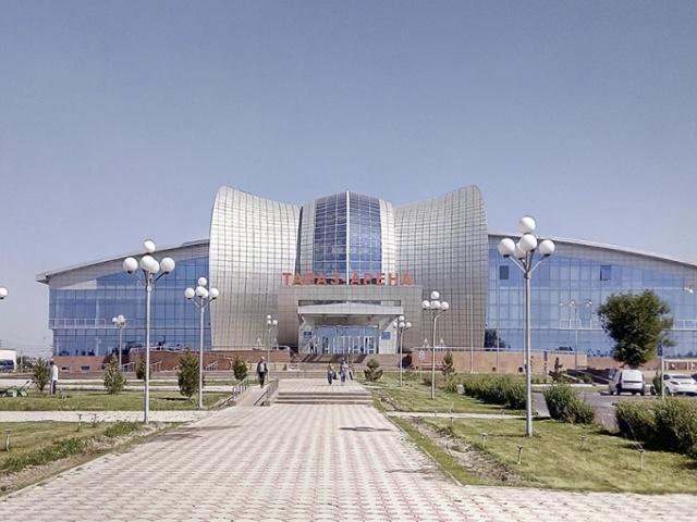 Спортивный комплекс «Тараз-Арена»
