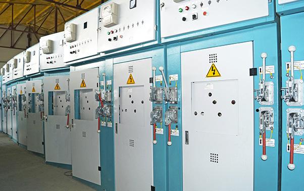 Производство электрооборудования